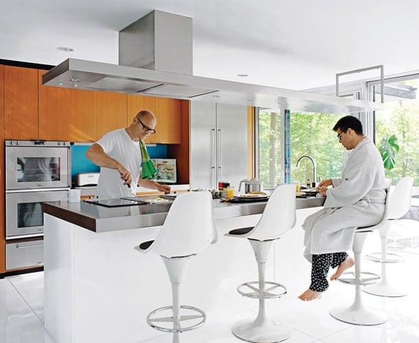 Witthoefft bungalow - interior kitchen
